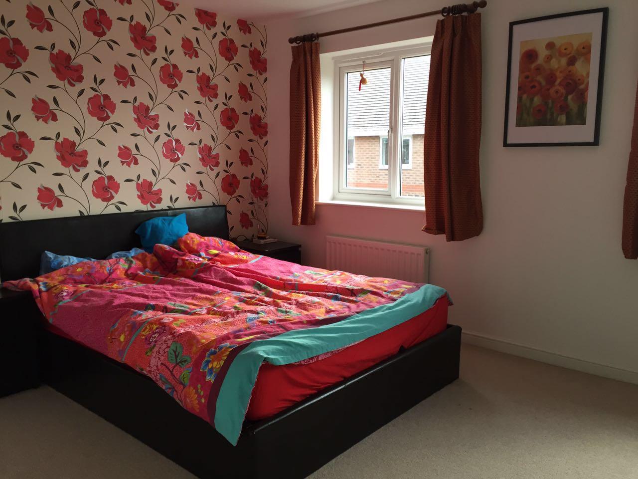 four bedroom three bathroom semi house for rent near warrington