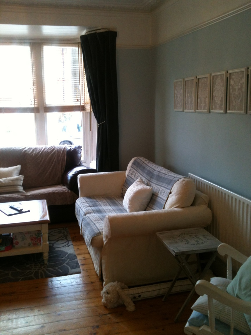 Sunny One Bedroom Garden Flat To Let In Seven Dials The Online Letting Agen