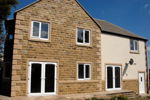 Four Bedroom New Build Detached House In Denholme The