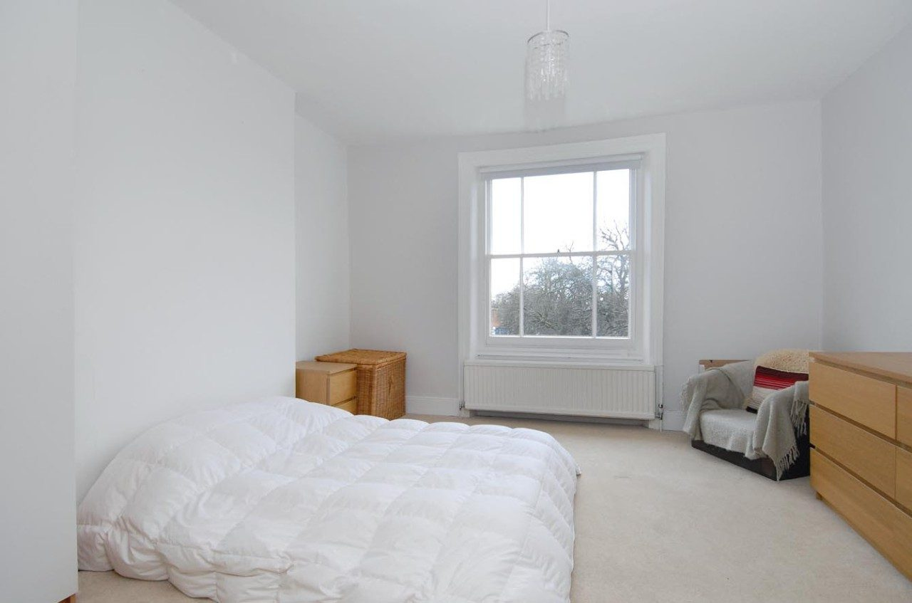 Bed Flat Highbury