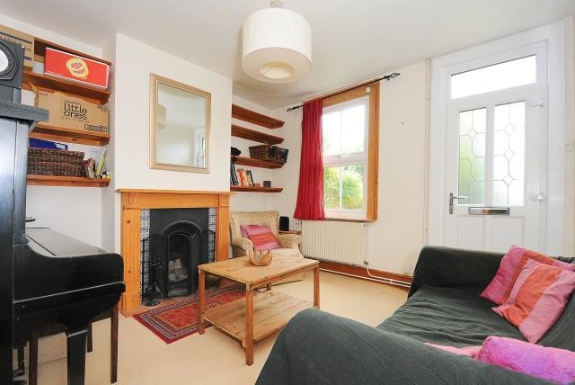 Victorian Terrace Cottage Oxford The Online Letting