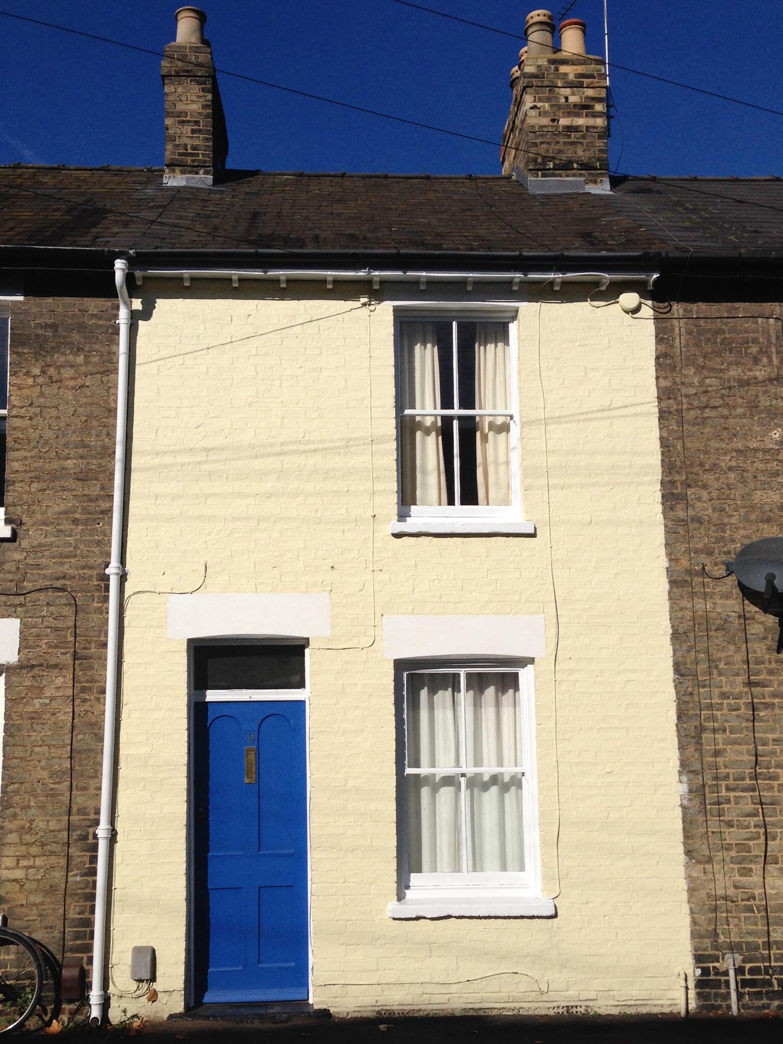 Recently Refurbished 2 3 Bedroom Victorian Terraced House In Cambridge The Online