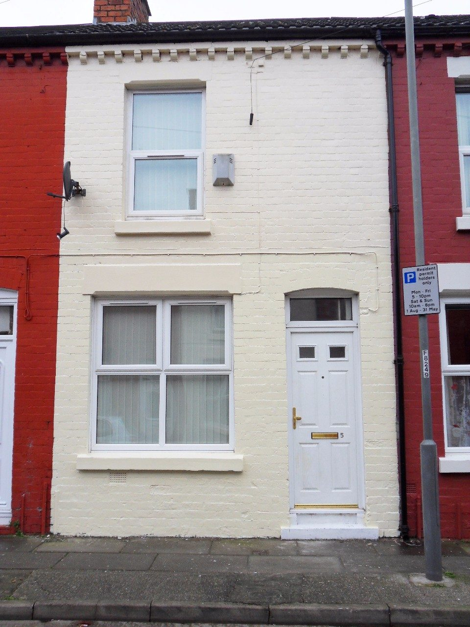 2 Bedroom House To Let Scorton Street Liverpool L6 No