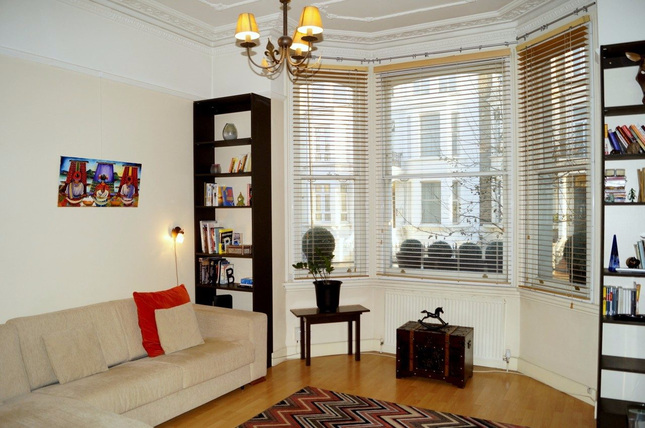 Victorian 1 Bedroom Flat To Let In Earl S Court The