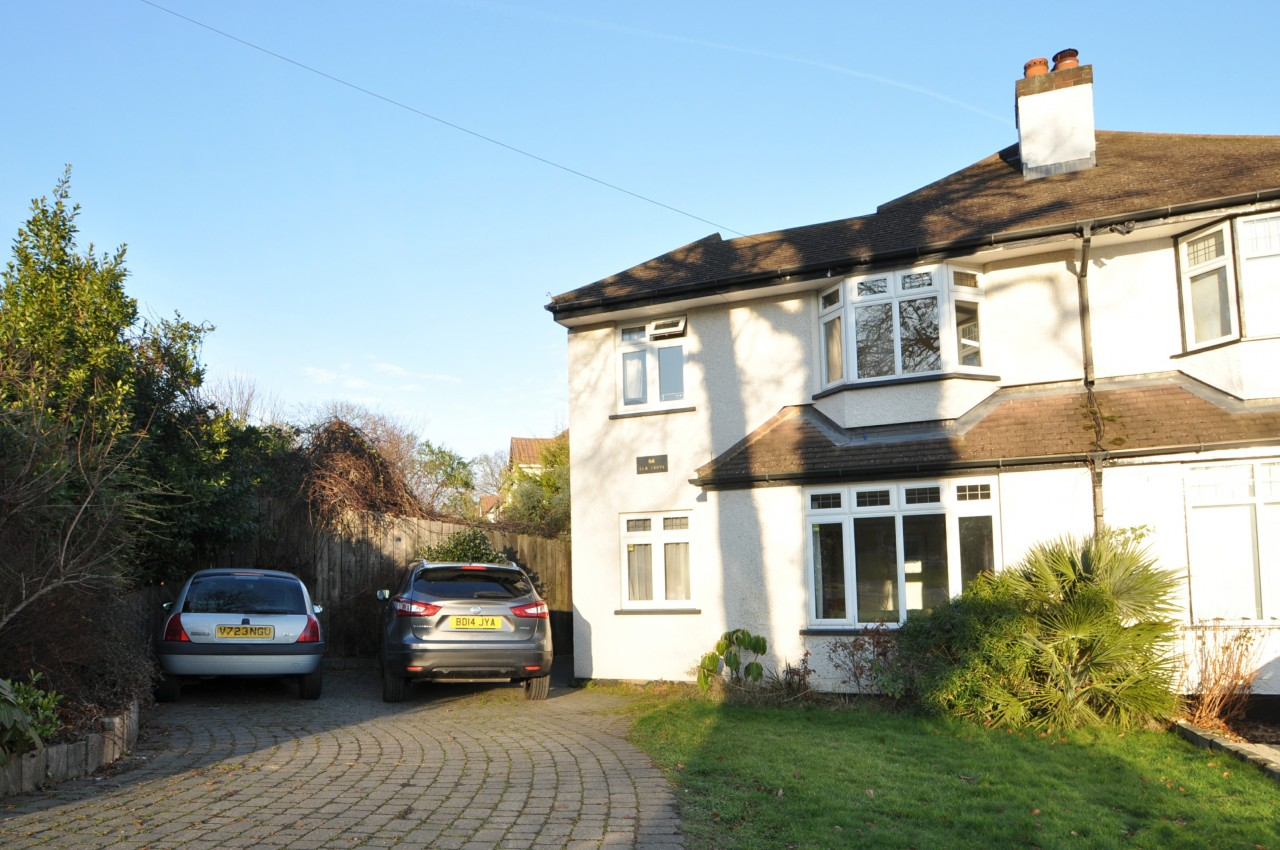 Superbly Presented Chalet Style Semi Detached 4 Bedroom