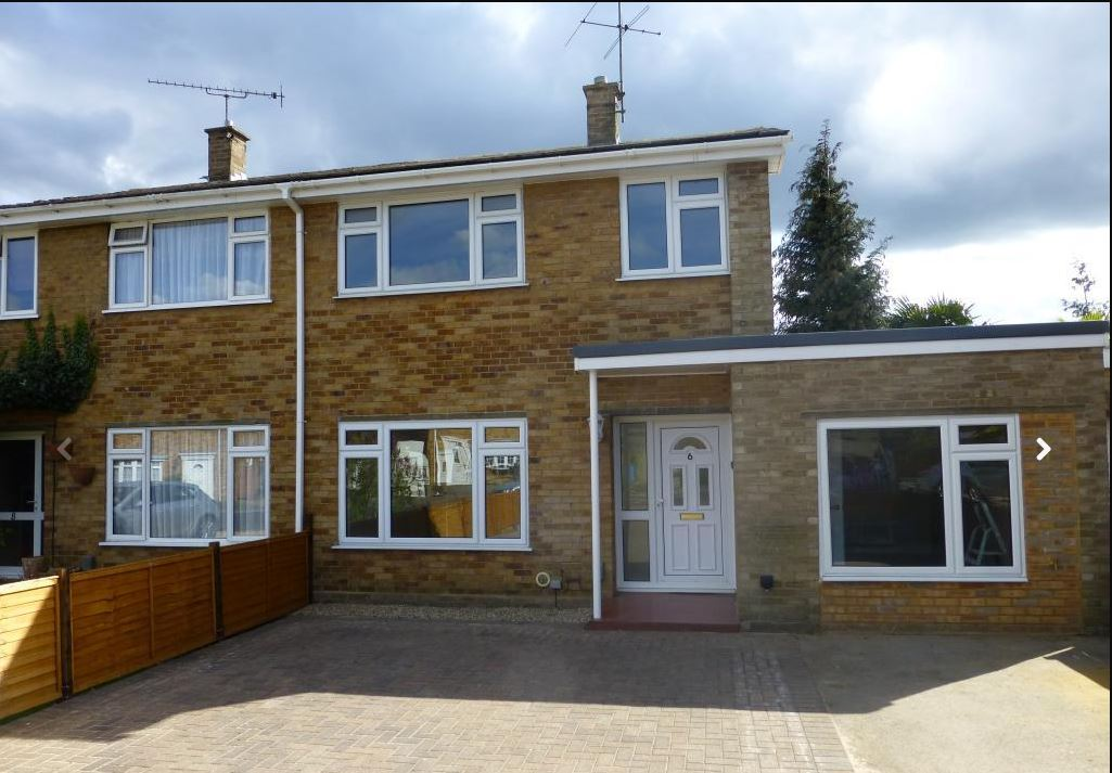 Prime 3 4 Bedroom Semi Detached Modern House To Rent In Complete Home Design Collection Epsylindsey Bellcom