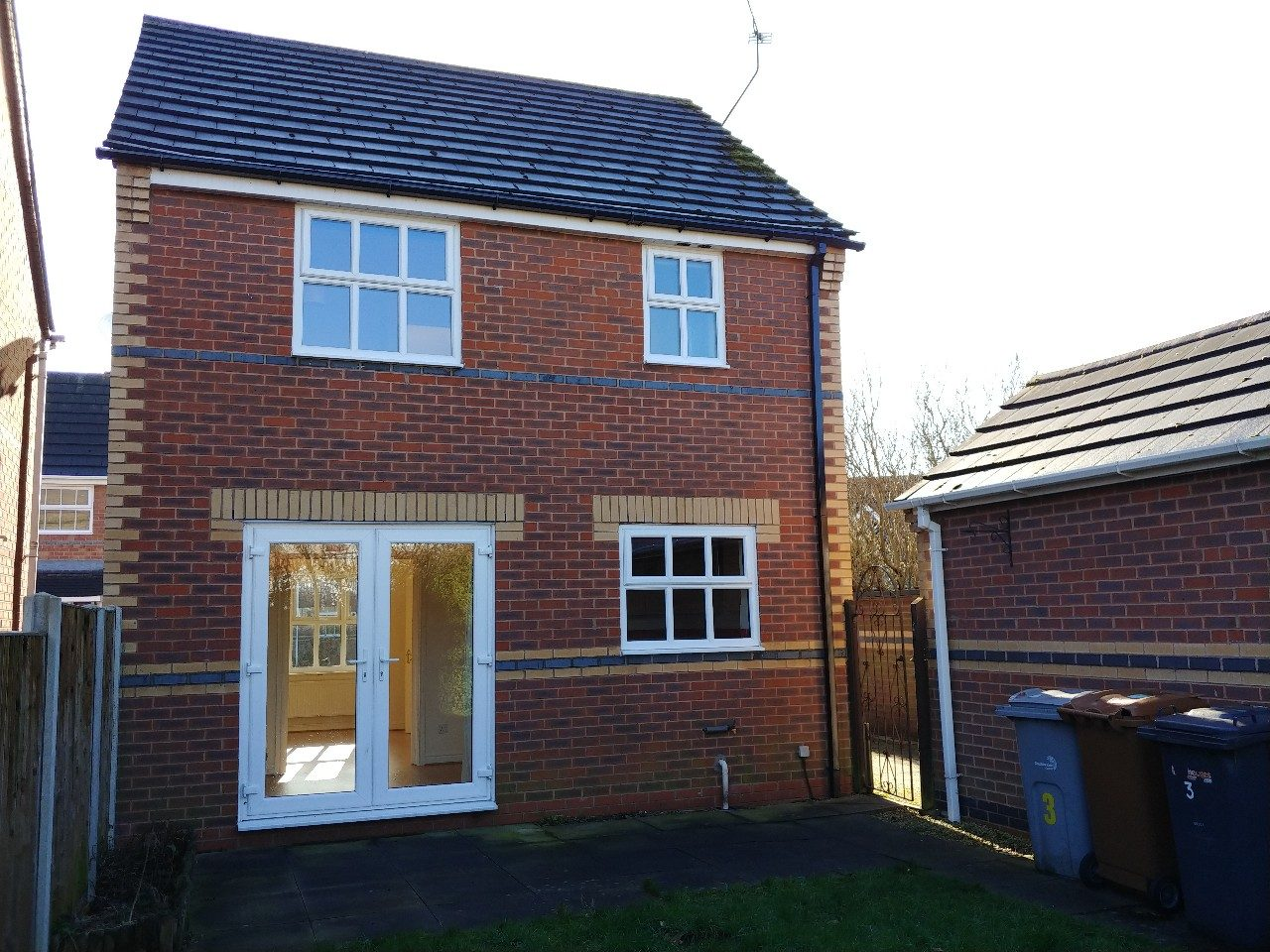 Modern 3 Bedroom Detached House To Rent In Sandbach The