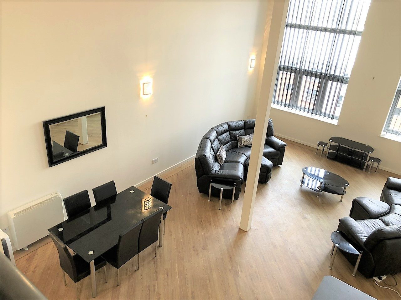 Centenary Mill Court Large Two Bedroom Two Bathroom