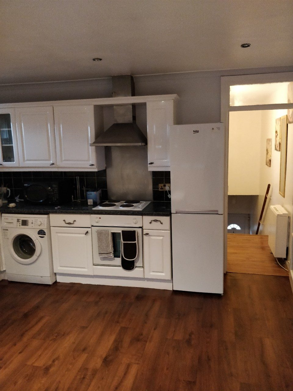 Furnished One Bedroom First Floor Maisonette To Rent In