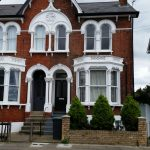 Two bed period flat to Let in the Ladywell conservation area