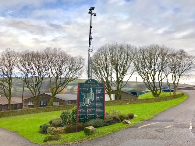 Unit 11 Industrial Unit For Let In Hebden Bridge The