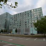 One bedroom penthouse apartment to let in Milton Keynes with stunning views