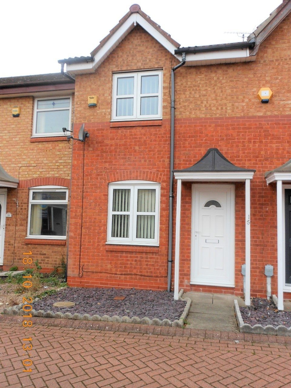 Immaculate Two Bed House For Rent In West Hull The