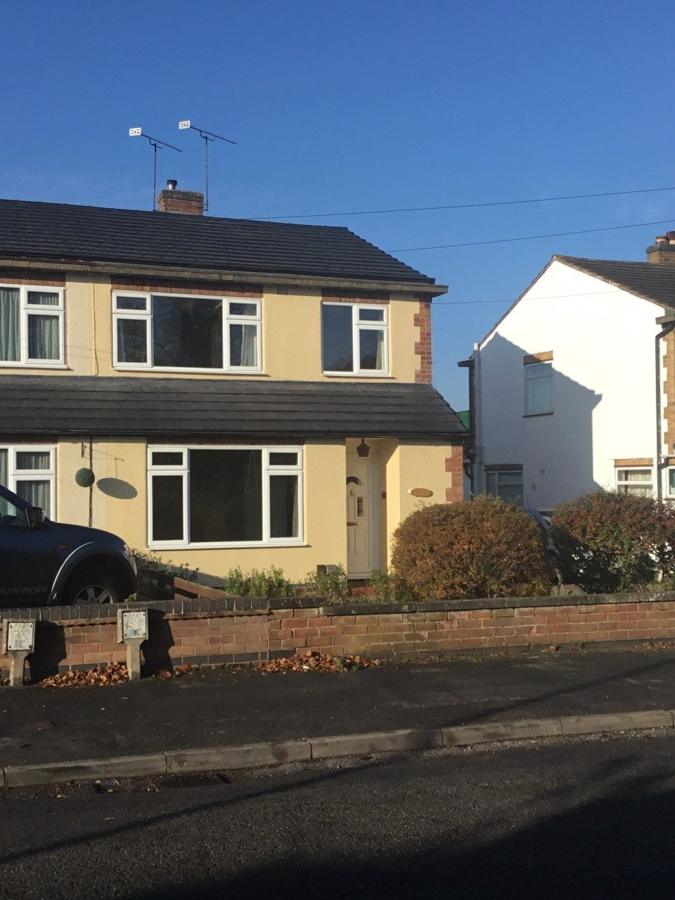 3 Bedroom Semi Detached House To Rent Rose Gardens: Three Bedroom Semi Detached House To Let In Warwickshire