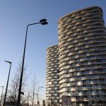 Luxury One Bedroom Apartment for Rent in the Trendy Hoola Development, E16