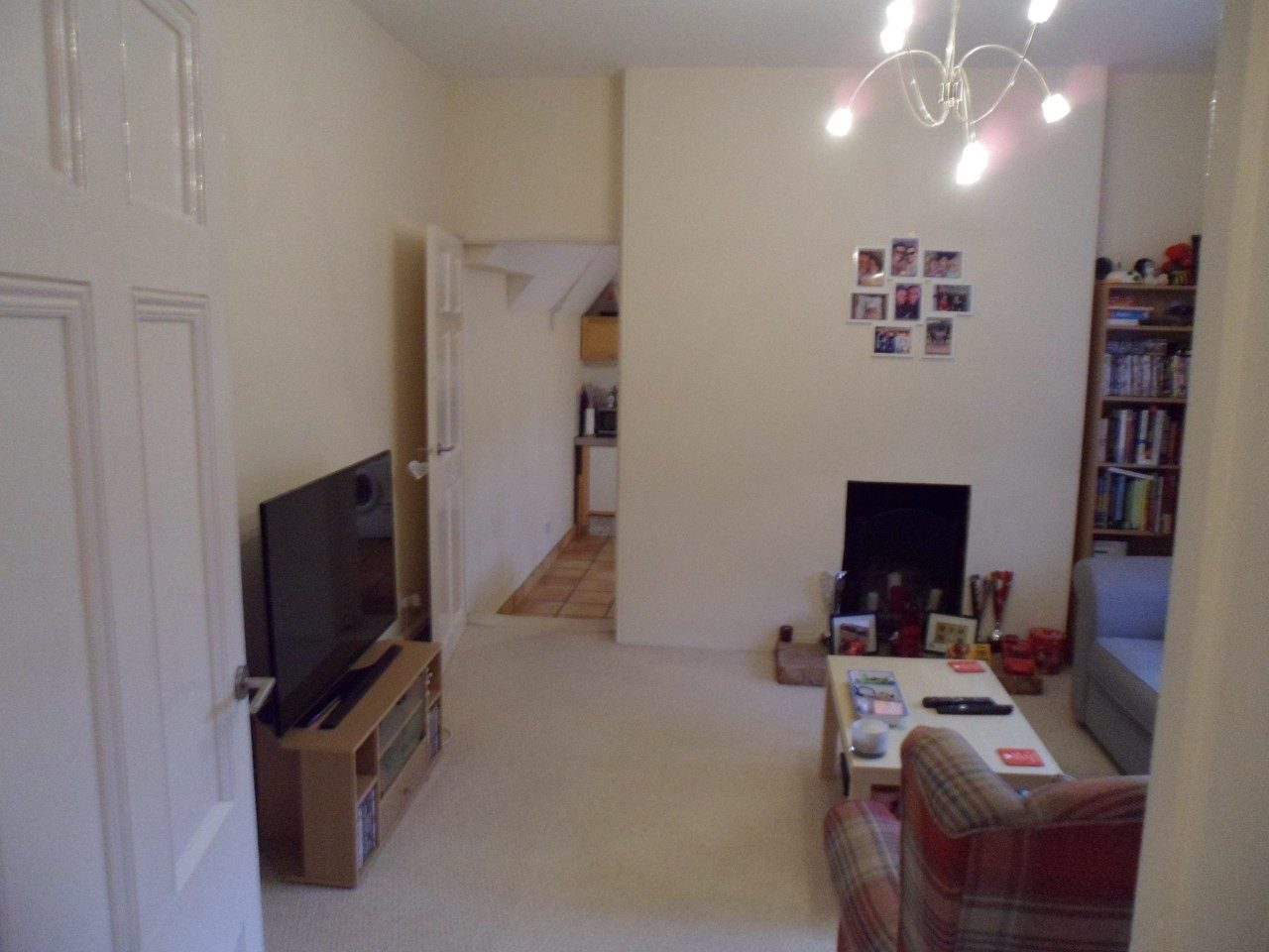 2 Bedroom Apartment In Former Rectory To Let In Barford