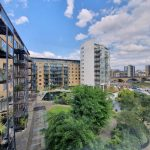 Stunning 2 Bed / 2 Bath Apartment with 20ft deck Overlooking Limehouse Marina to let in Limehouse, London, E14 7JX