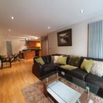 2 bed/ 2 bath luxury apartment, 41 Millharbour, Canary Wharf E14 9ND