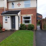 3 bed semi with garden, Holland House, Preston