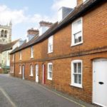 Listed Victorian Cottage on a quiet lane in central Farnham