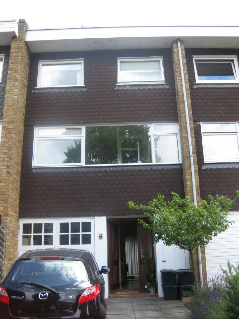 Harpenden 3 Bed Maisonette Very Close To Station And Town
